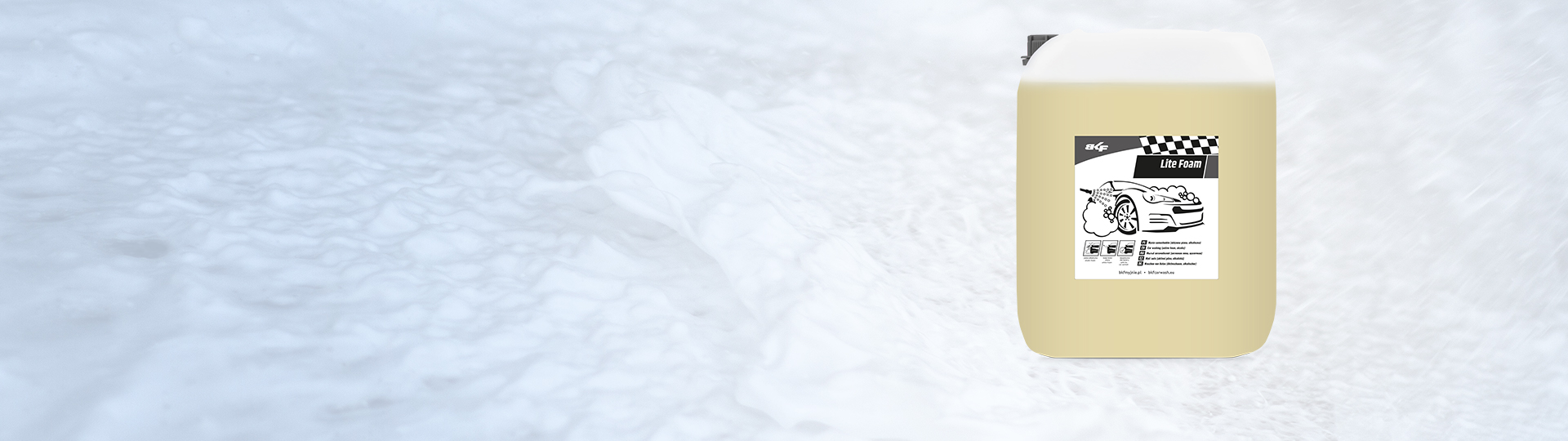 slider – promo – Alka lite foam